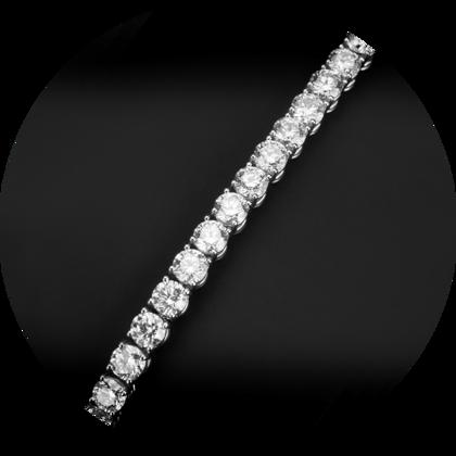 Diamant Armband Tennis