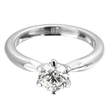 6 Krappen Diamantring