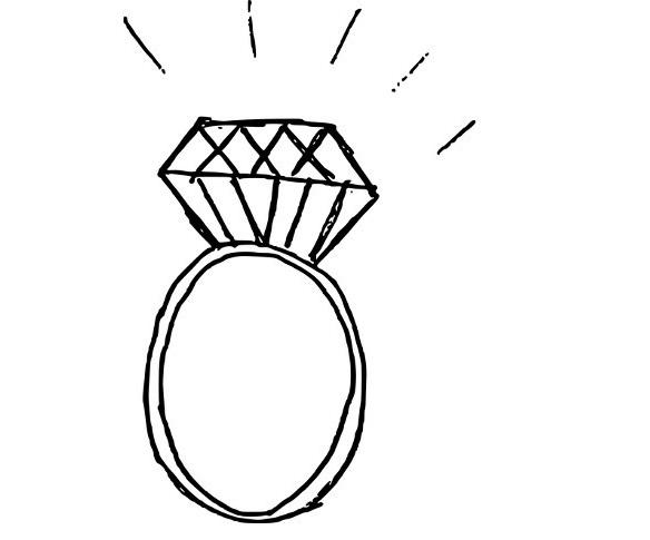 Diamantring kaufen privat