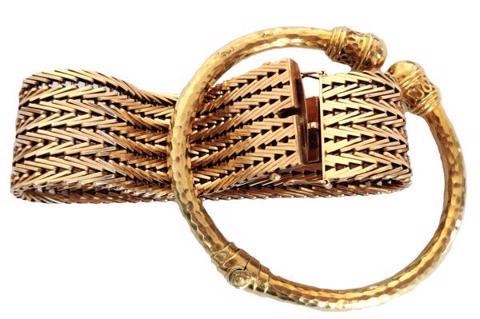Goldankauf Altgold Armreif Armband2 ICON