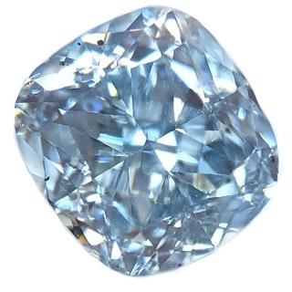Blauer Diamant Brillant