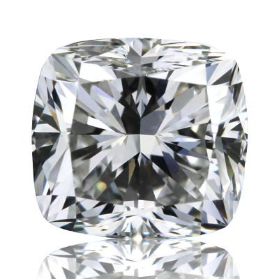Cushion Cut Kissen Schliff Diamant