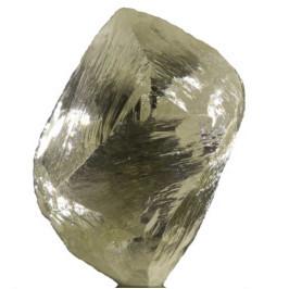 Diamant Schliffform - Rohdiamant
