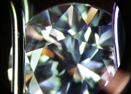 Diamant Politur