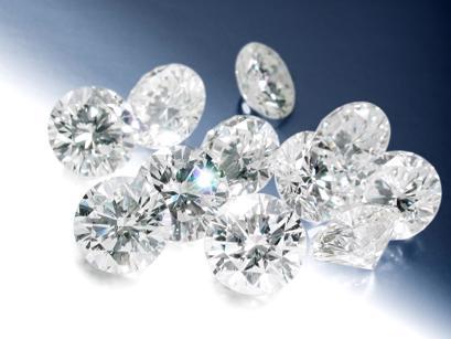 Diamanten Schleifen Indien Brillanten