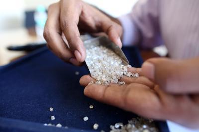 Diamanten in Südafrika
