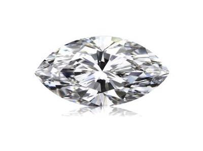Diamantschliff Navette Oval Marquise