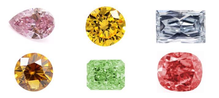 Farbdiamanten kaufen