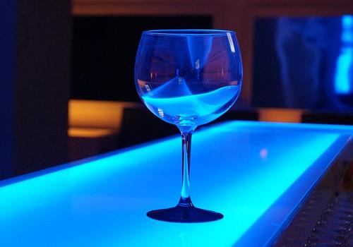 Fluoreszenz Schwarzlicht Disco