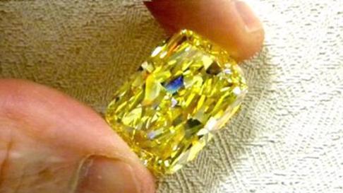 Golden Eye Diamant