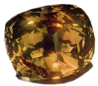 Berühmte Diamanten Golden Jubilee Diamant
