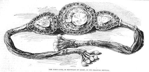 Kohinoor Diamant Berühmte Diamanten