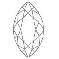 Marquise Navette Schliff Diamant Form