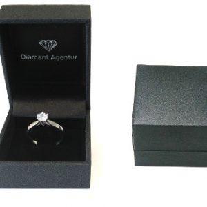 Ringschachtel Verpackung Verlobungsring