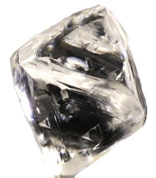 Rohdiamant Oktaeder