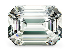 Smaragd Schliff Emerald