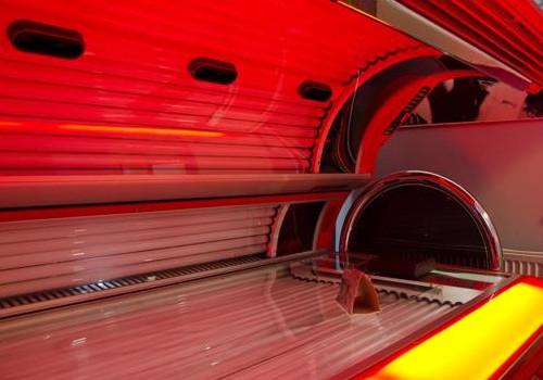 Solarium UV Licht Fluoreszenz2