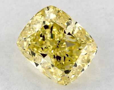 Gelber Diamant Fancy Vivid