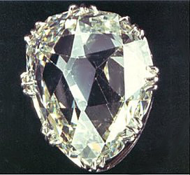 Sancy Diamant Diamond Louvre