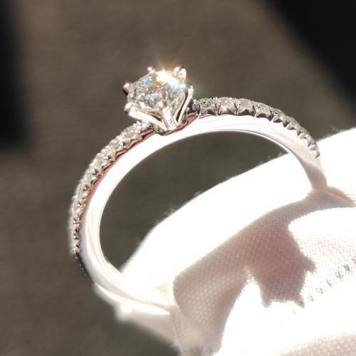 Besatzdiamanten nachfassen