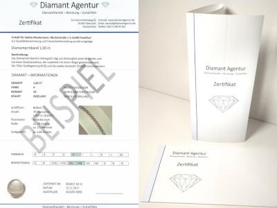 Gutachten Diamant Agentur