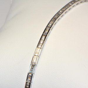 Diamant Armband Baguette 2 Karat