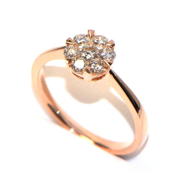 lllusion Ring Rosegold