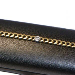 Diamant Armband 1,5 ct Bicolor Tennis 2 Karat