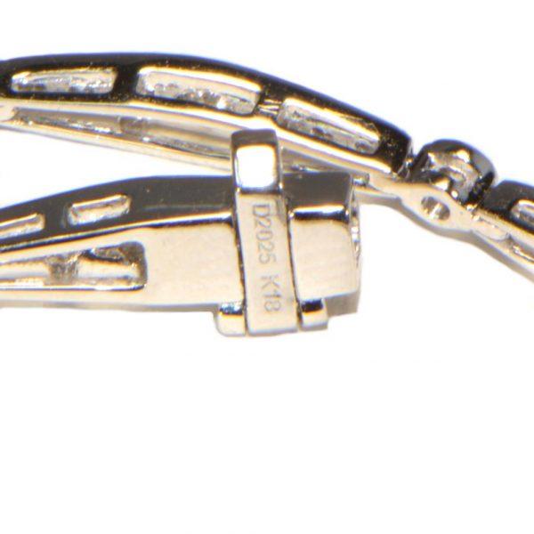 Diamant Armband 5 Karat Weissgold