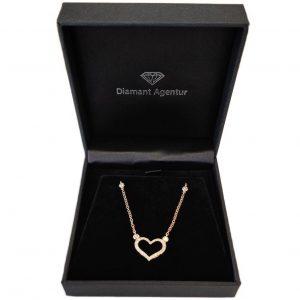 Diamant Collier Verpackung